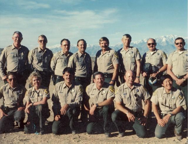 Eastern Sierra Squad 1990