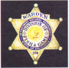 California game warden history retired california game for Nevada game and fish